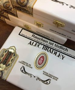 Alec Bradley Limited Ab Lounge Exclusiva Alemania 2018